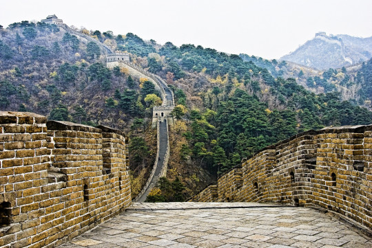 Great Wall of China by Francisco Diez via Flickr